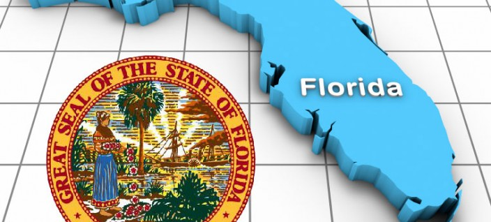 Can A Homewatch Company Be Licensed In The State Of Florida - Map of the state of florida